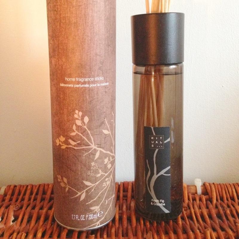 rituals fig home fragrance sticks