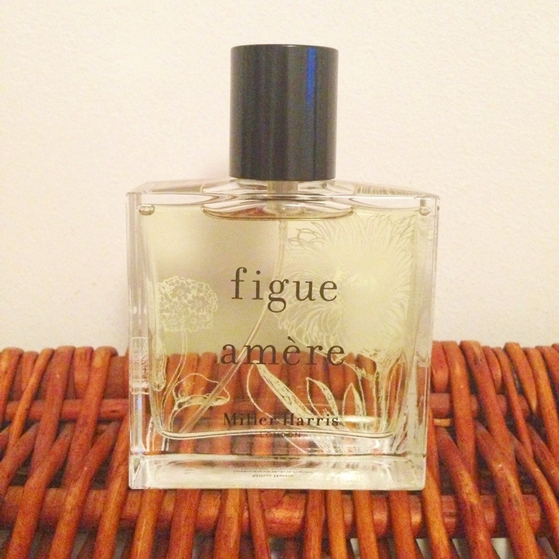 miller harris figue amere fig cologne perfume