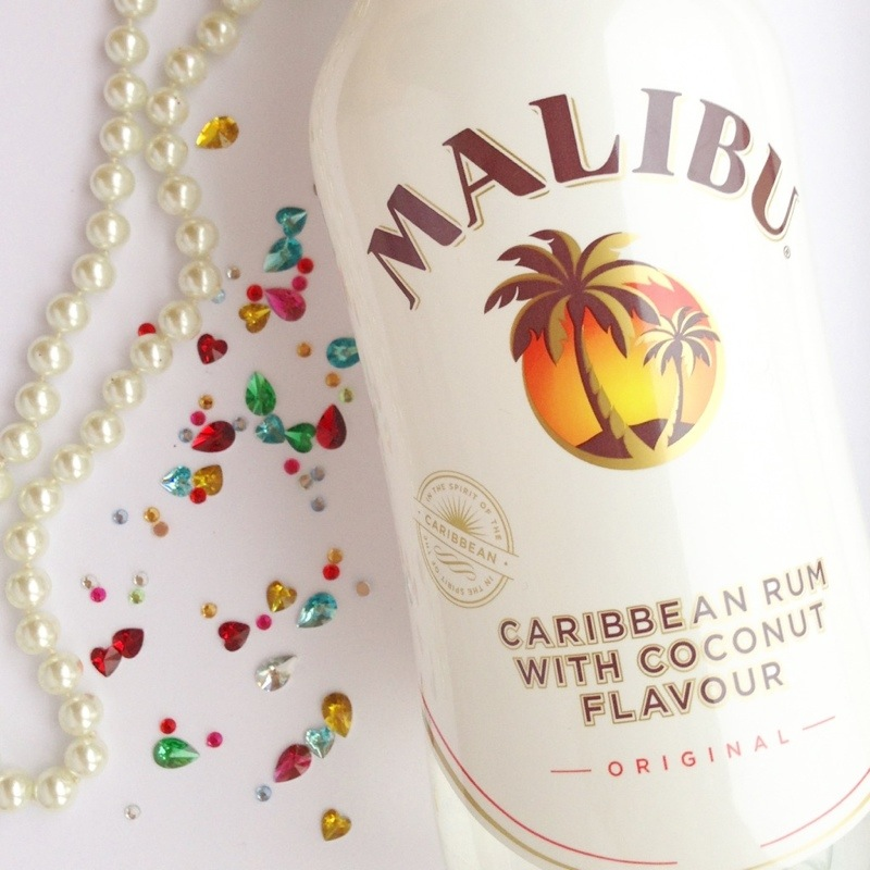 malibu cocktail