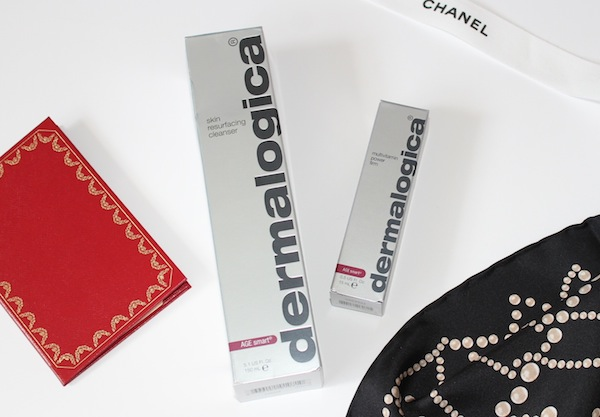 dermalogica skincare fashion blog