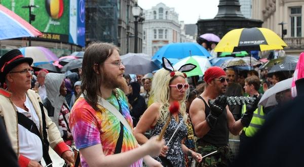 london gay pride parade 2014
