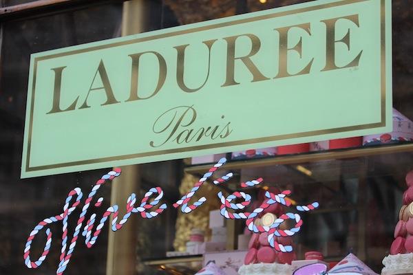 laduree london shop