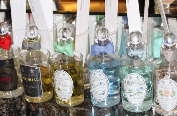 penhaligons perfume shop