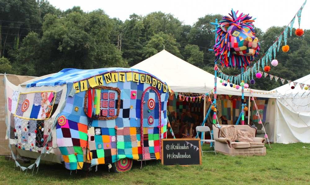 I Knit London Caravan