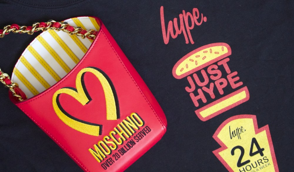 The TrueSelf | moschino mcdonald t shirt