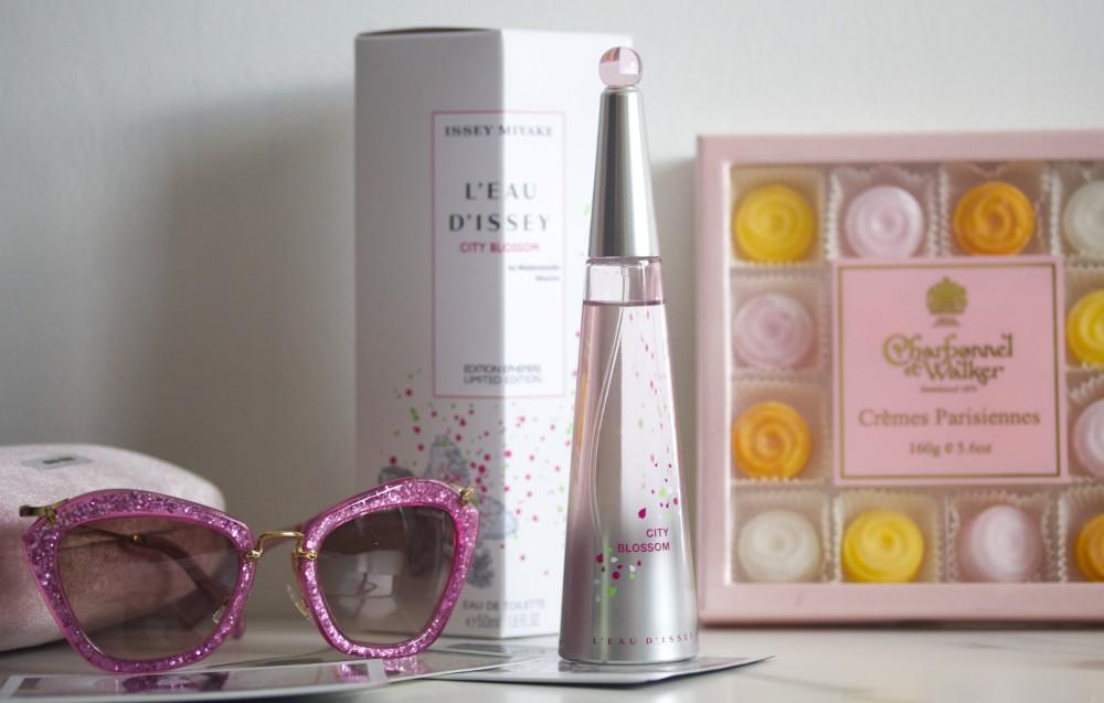 Perfume Issey Miyake LEau dIssey City Blossom