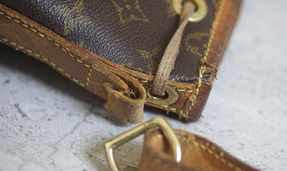 the handbag clinic review - before and after