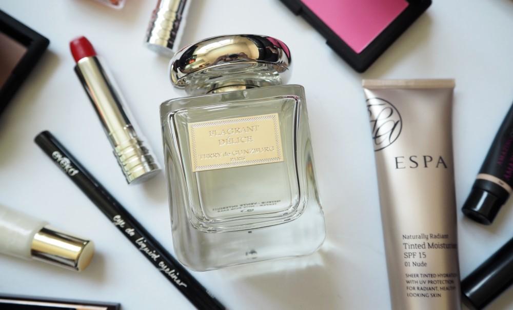 Terry de Gunzburg Flagrant Délice perfume edt harrods beauty blogger