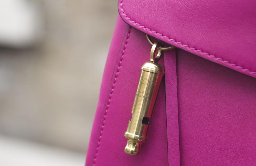sophie hulme bag charm whistle