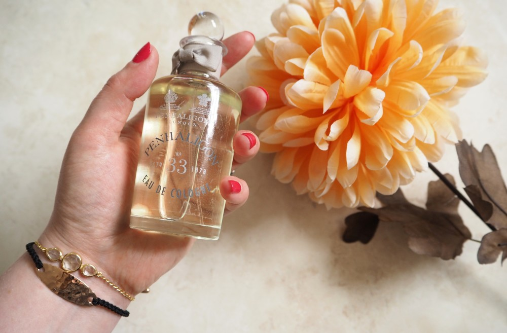 penhaligon's perfume no. 33 launch 2015 beauty blogger review