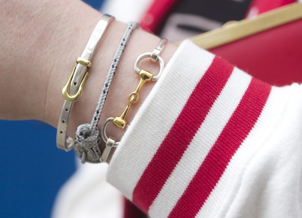 hiho silver bracelets