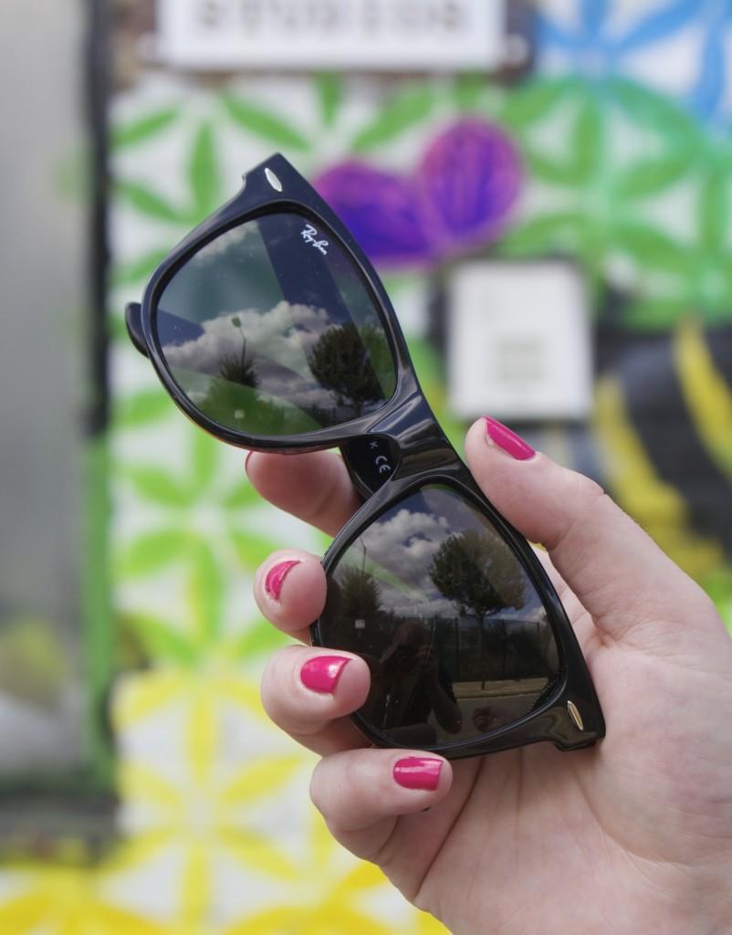 ray ban sunglasses fbloggers