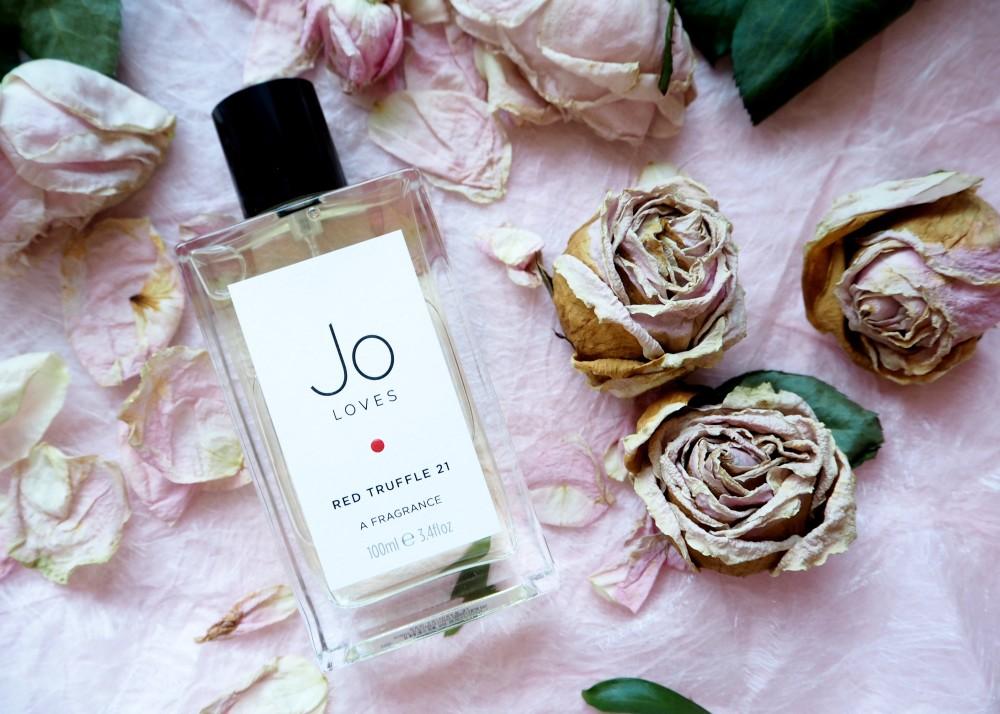 Perfume Jo Loves Red Truffle 21 fragrance jo malone mbe