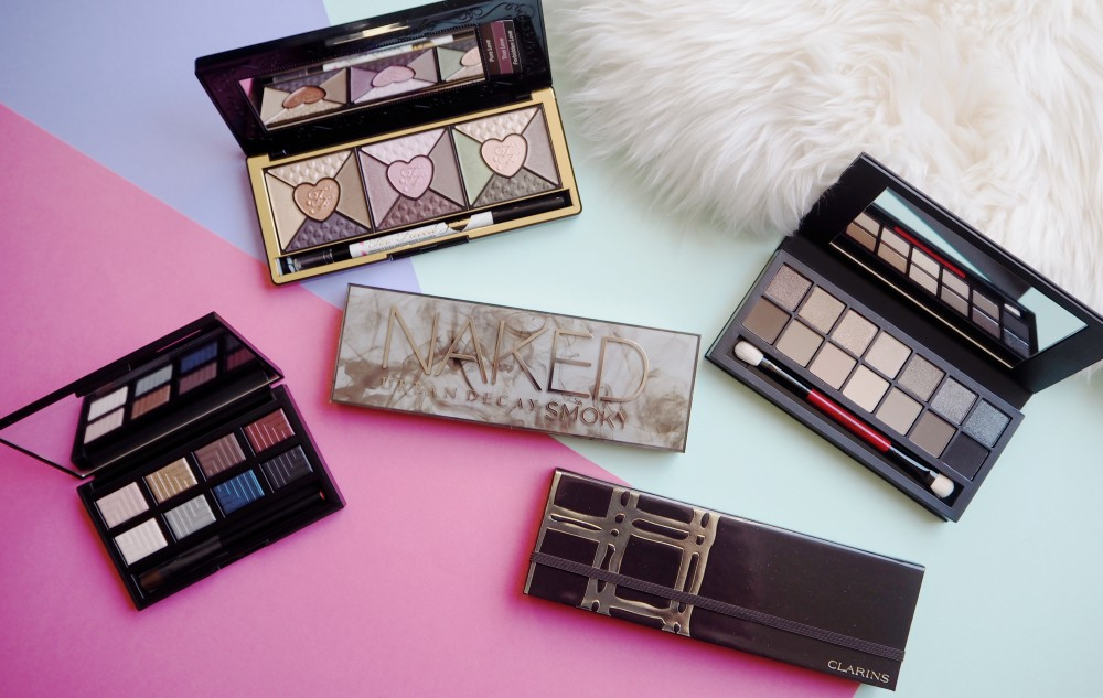recommended eyeshadow palettes beauty blogger