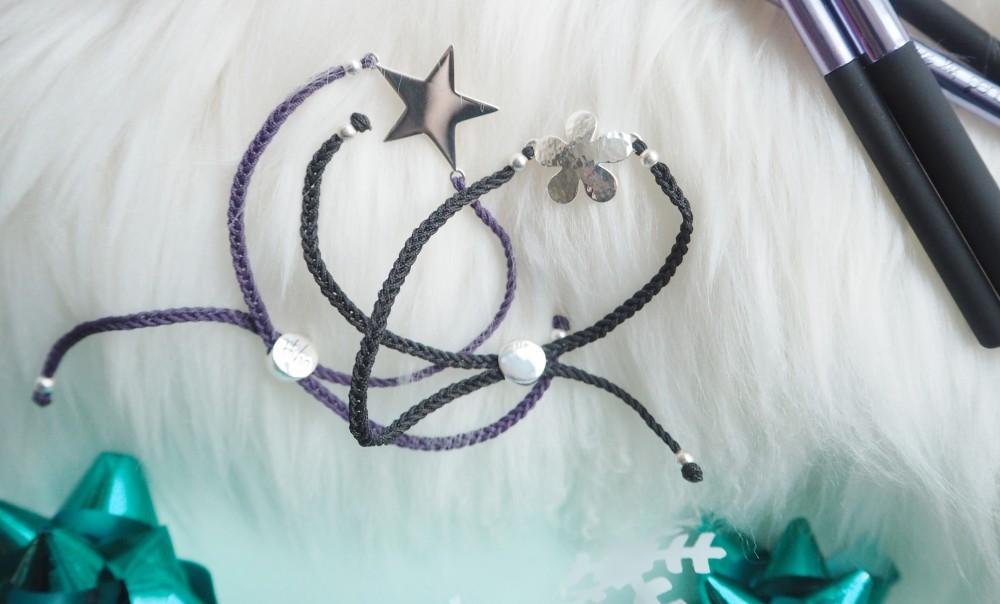 hiho silver friendship bracelets