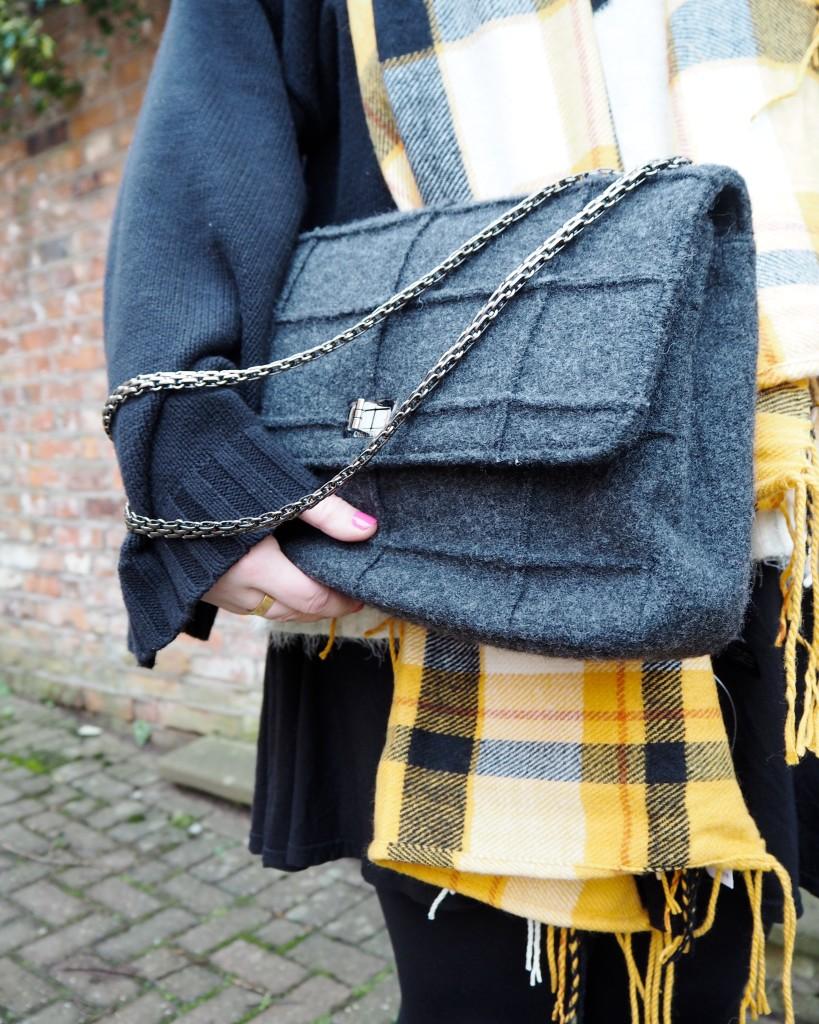 chanel handbag vintage heirloom millenium collection