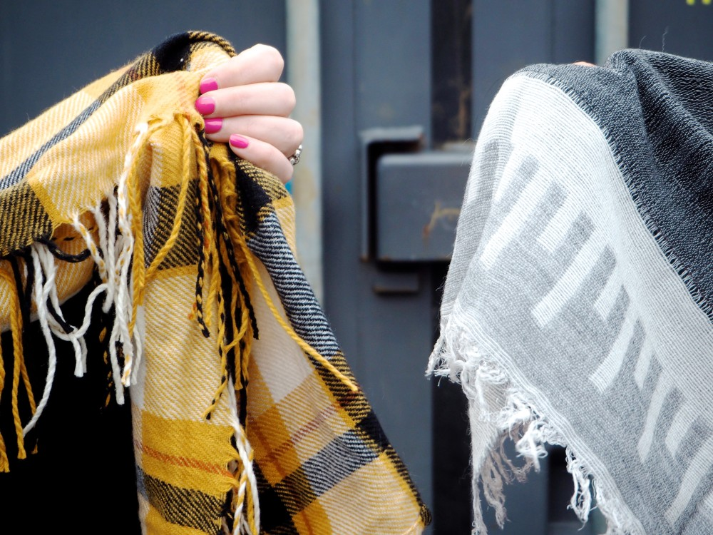 next-tartan-wool-scarf-yellow-grey