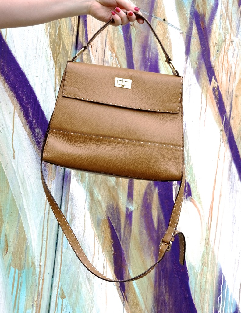 Handbags and margate street art fashion for lunch for Boden yellow bag