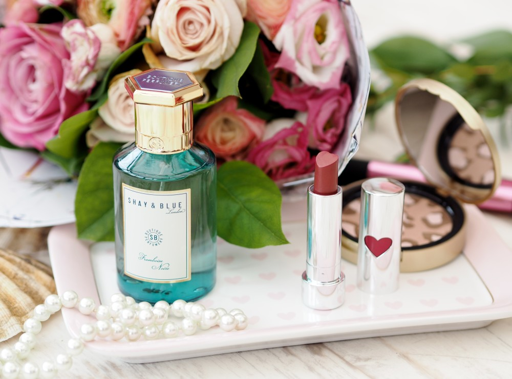 Shay & Blue Framboise Noire perfume fragrance cologne review