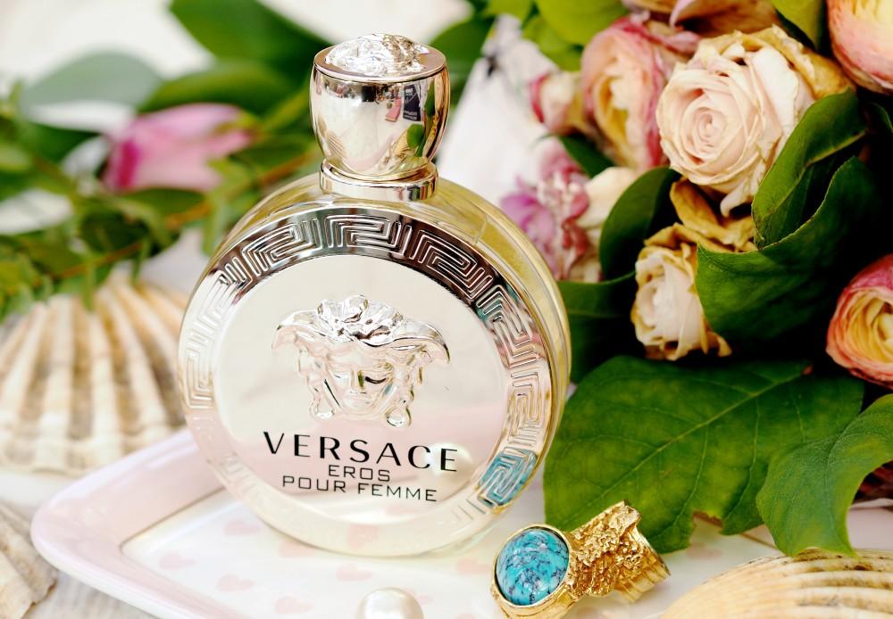 Versace Eros Pour Femme perfume cologne fragrance review