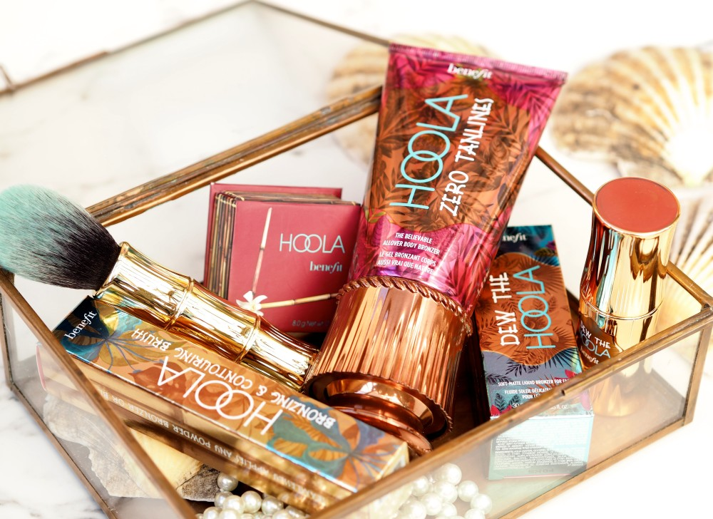 Benefit Cosmetics: Hoola Face & Body Bronzing Collection collection