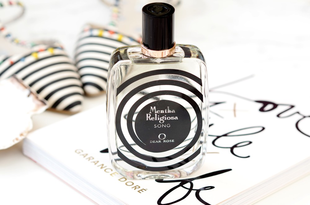 Dear Rose Mentha Religiosa perfume review fragrance harrods beauty