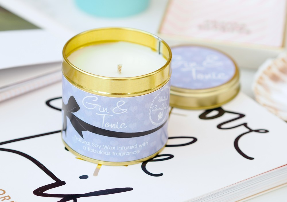 Kiss Air Candle Cocktails gin and tonic candle
