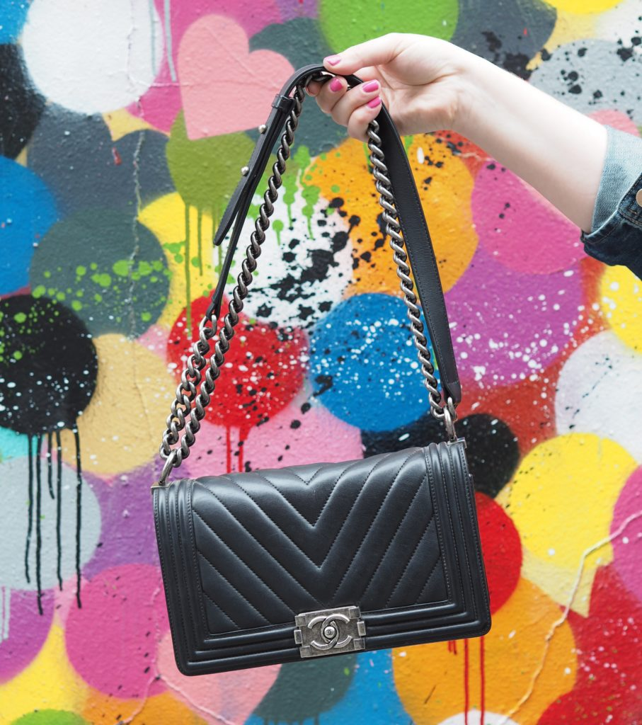 Art Bag Nyc Ootd The East Village Nyc Fashion For Lunch