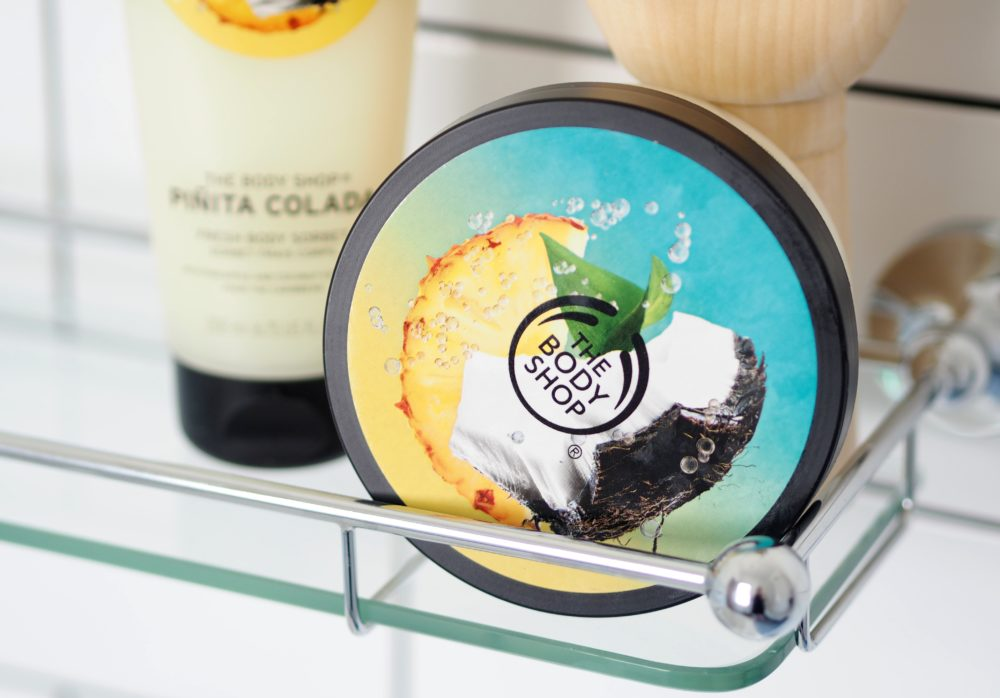 The Body shop Pinita Colada Collection