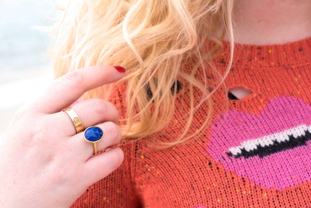 astley clarke blue ring