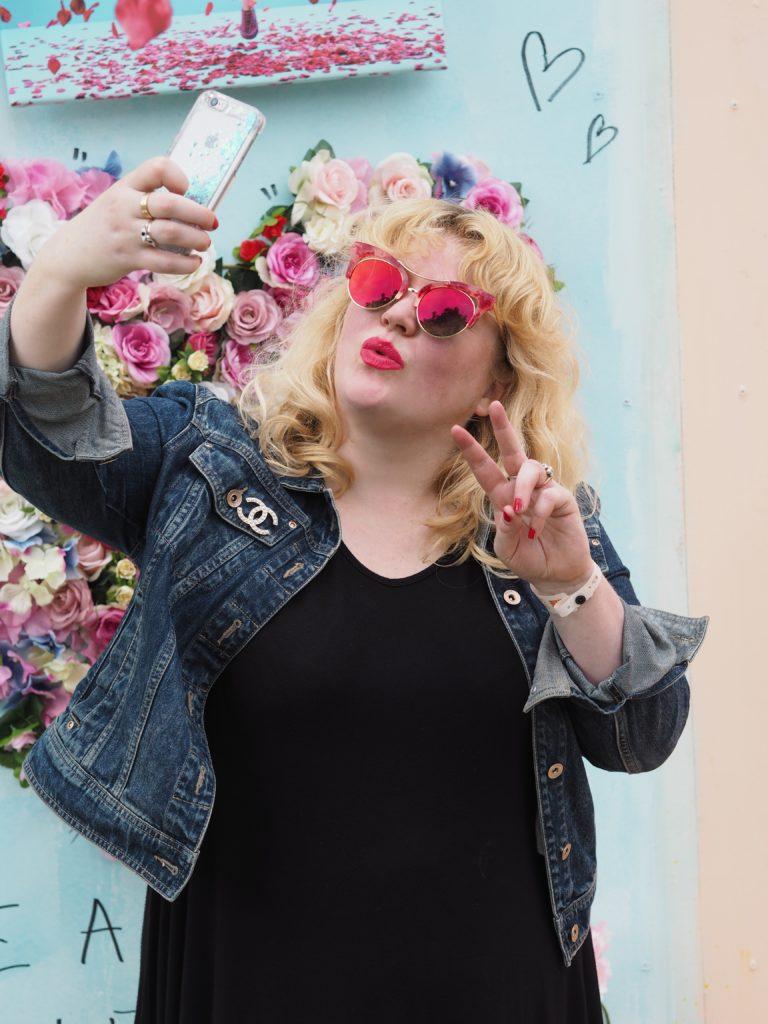 labelsforlunch-selfie