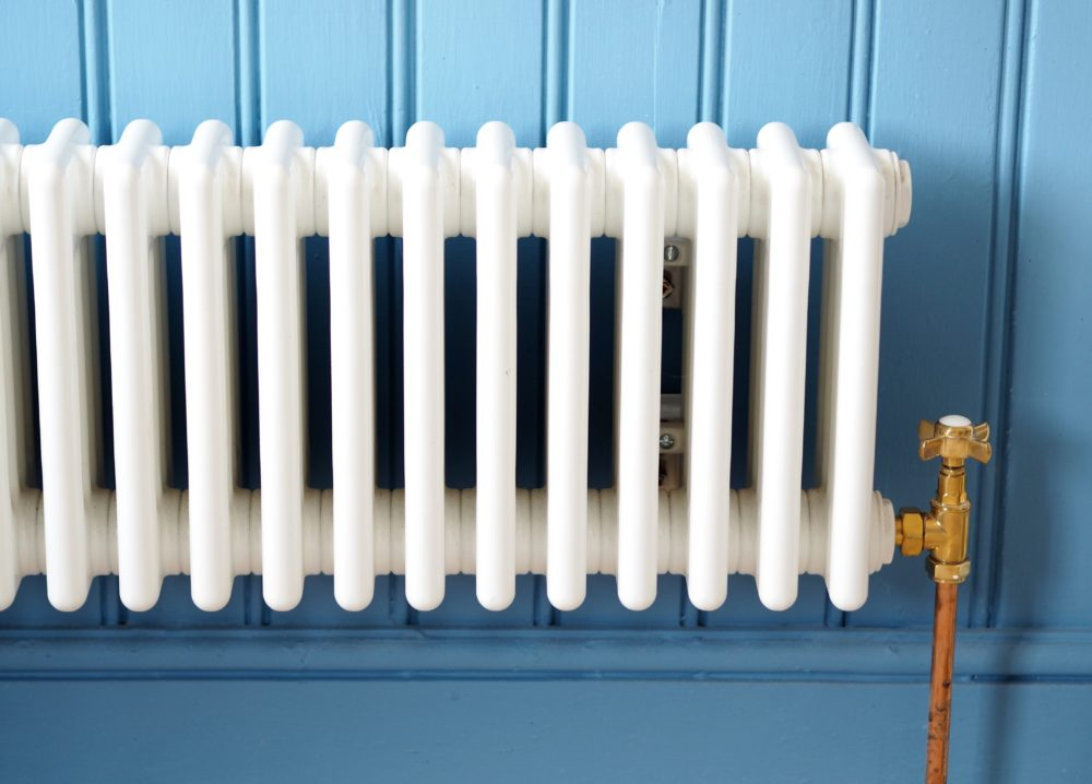 Radiator-from-BQ-old-fashioned-style