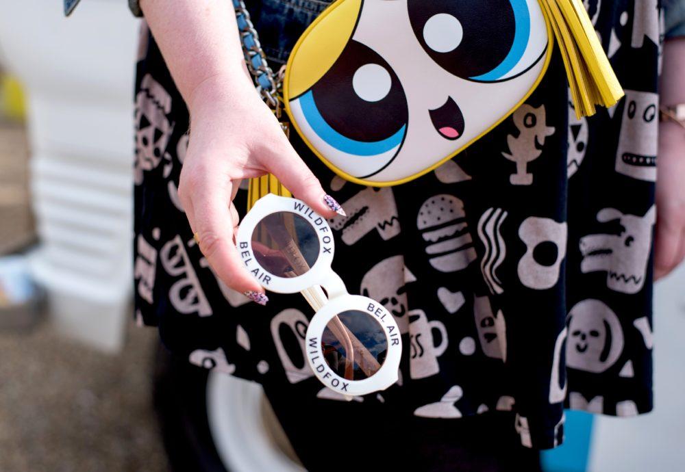 Wildfox Sunglasses bel air