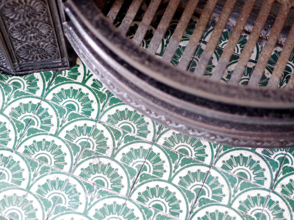 green-and-white-original-fireplace