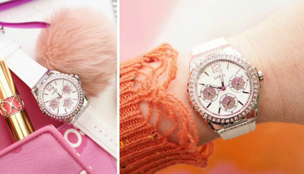 GUESS Watches X Breast Cancer Awareness X Watchshop.com