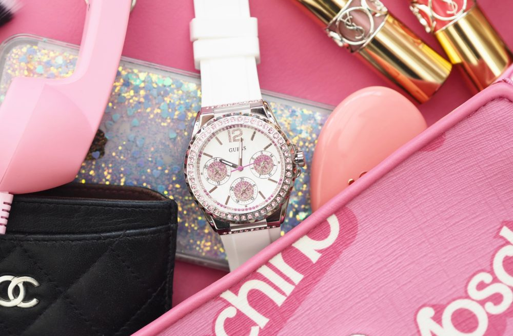 guess watch breast cancer awareness watchshop.com copy