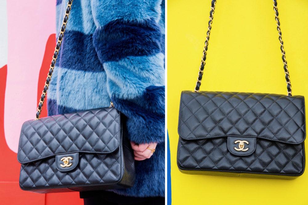 chanel-black-handbag-caviar-leather