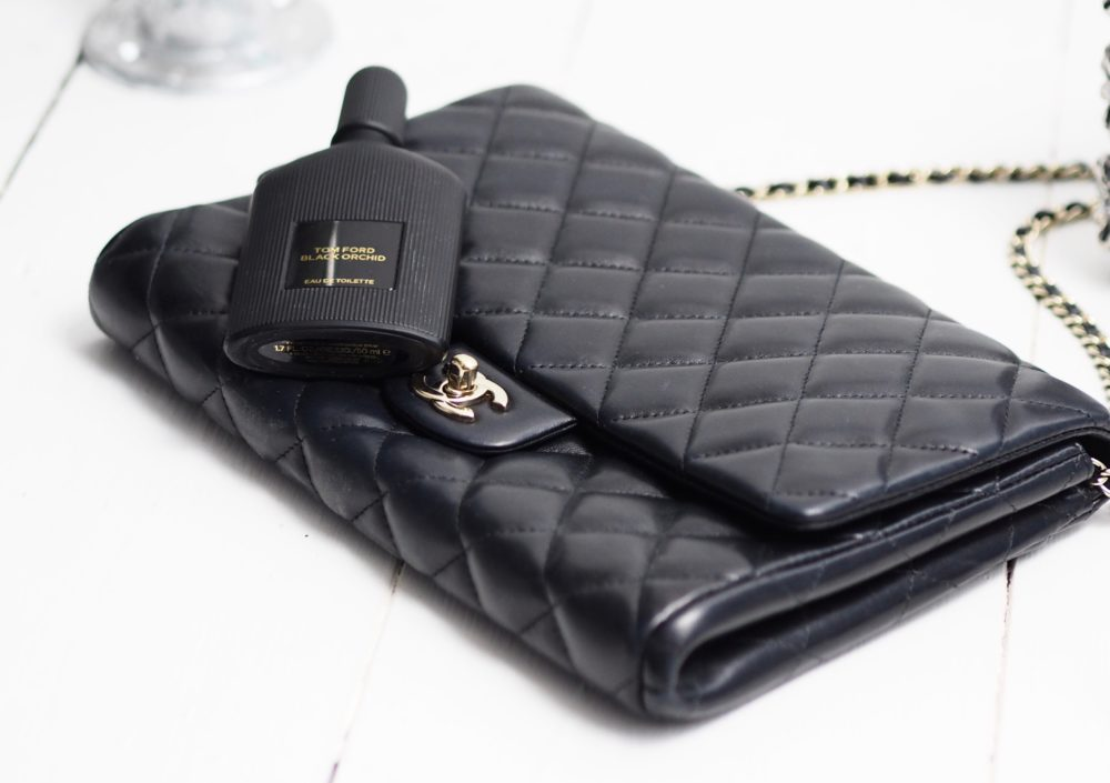 chanel-clutch-bag-with-tom-ford-perfume-black-orchid