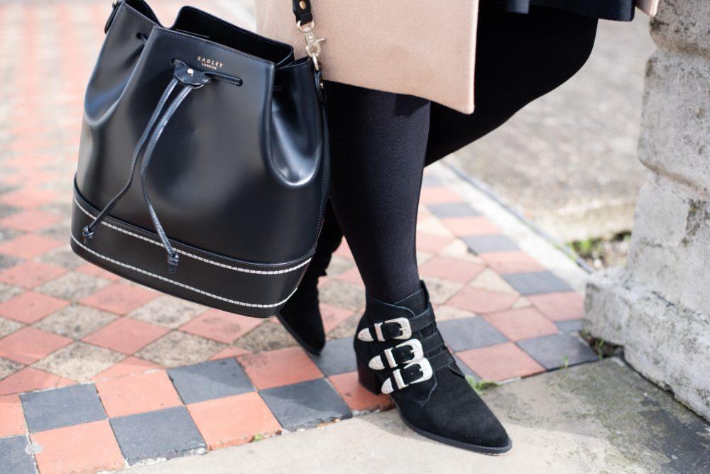 adley london bucket bag black mcarthurglen outlet