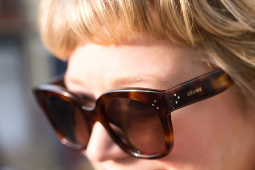 celine sunglasses audrey brown