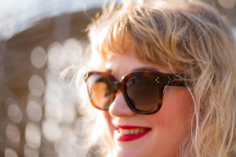 celine sunglasses audrey tortoiseshell frames