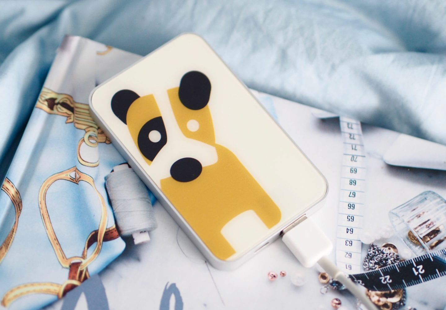 Orla-Kiely-Portable-Charger