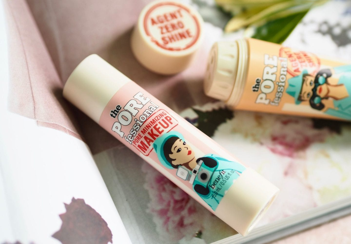 Benefit-POREfessional-Collection