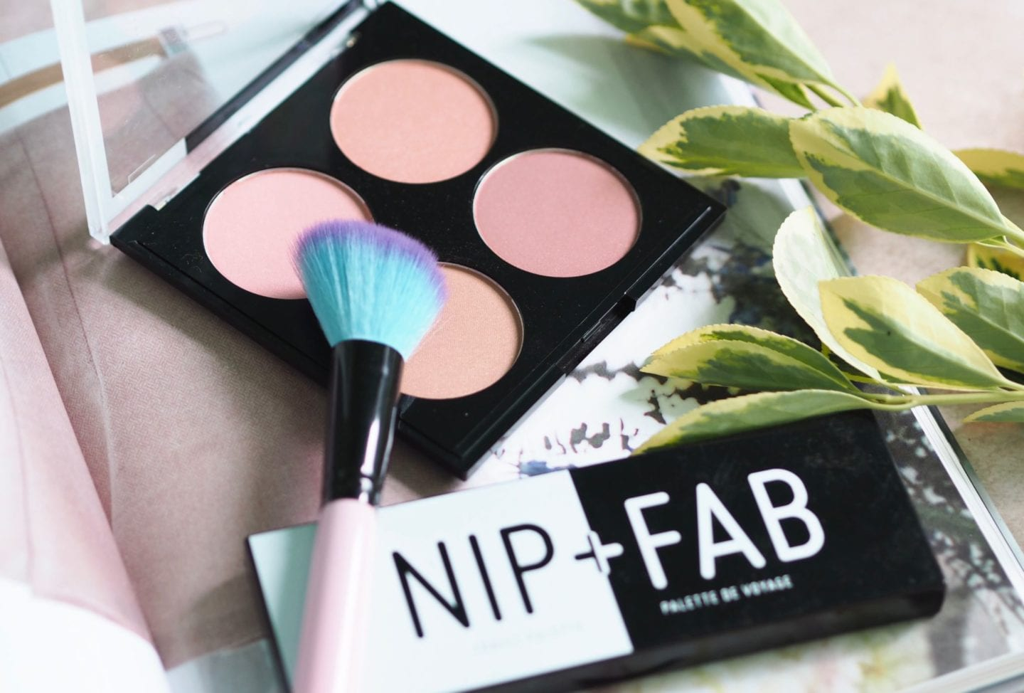 Nip + Fab Make-up