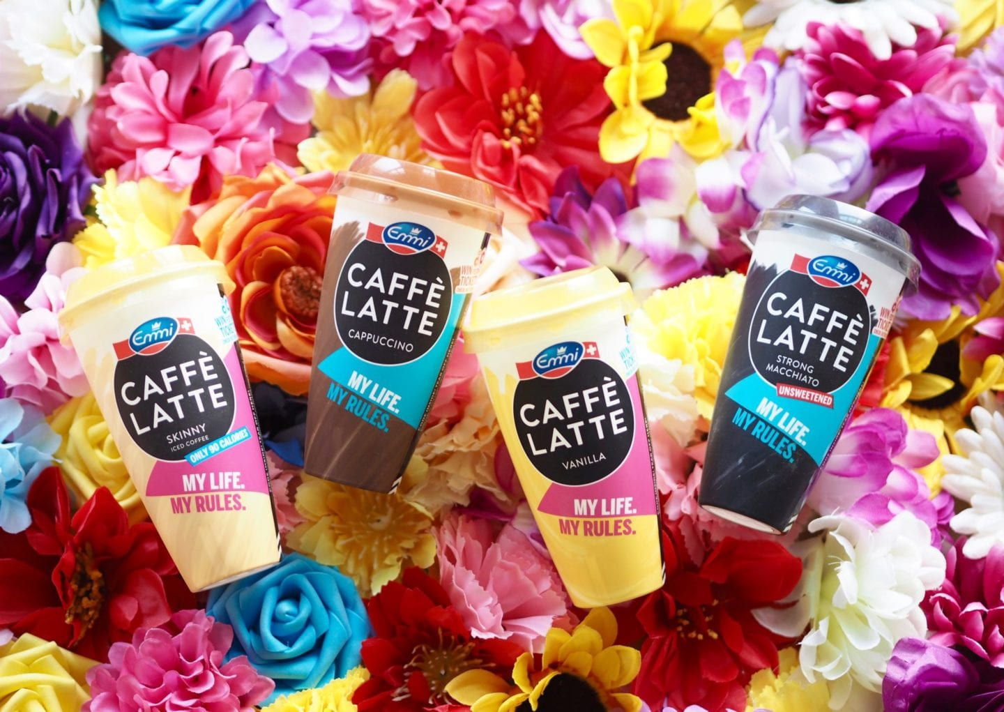 emmi caffe latte coffee win festival tickets