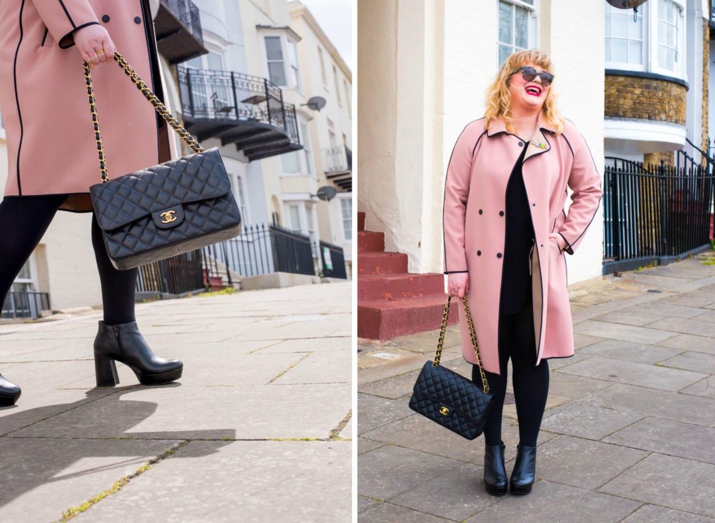 labelsforlunch blog blogger chanel handbag curve blog blogger