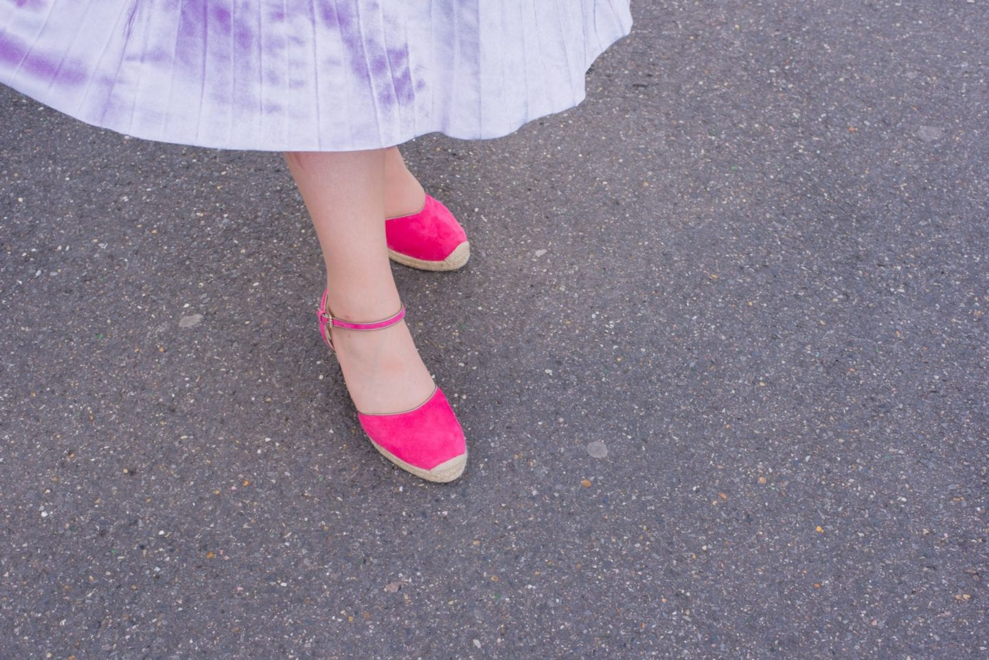 Boden Shoes pink shoes