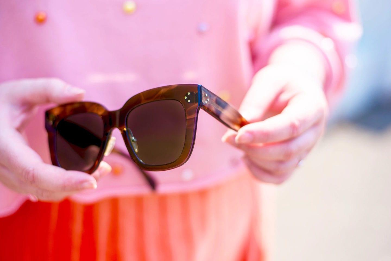Celine New Audrey Sunglasses 1