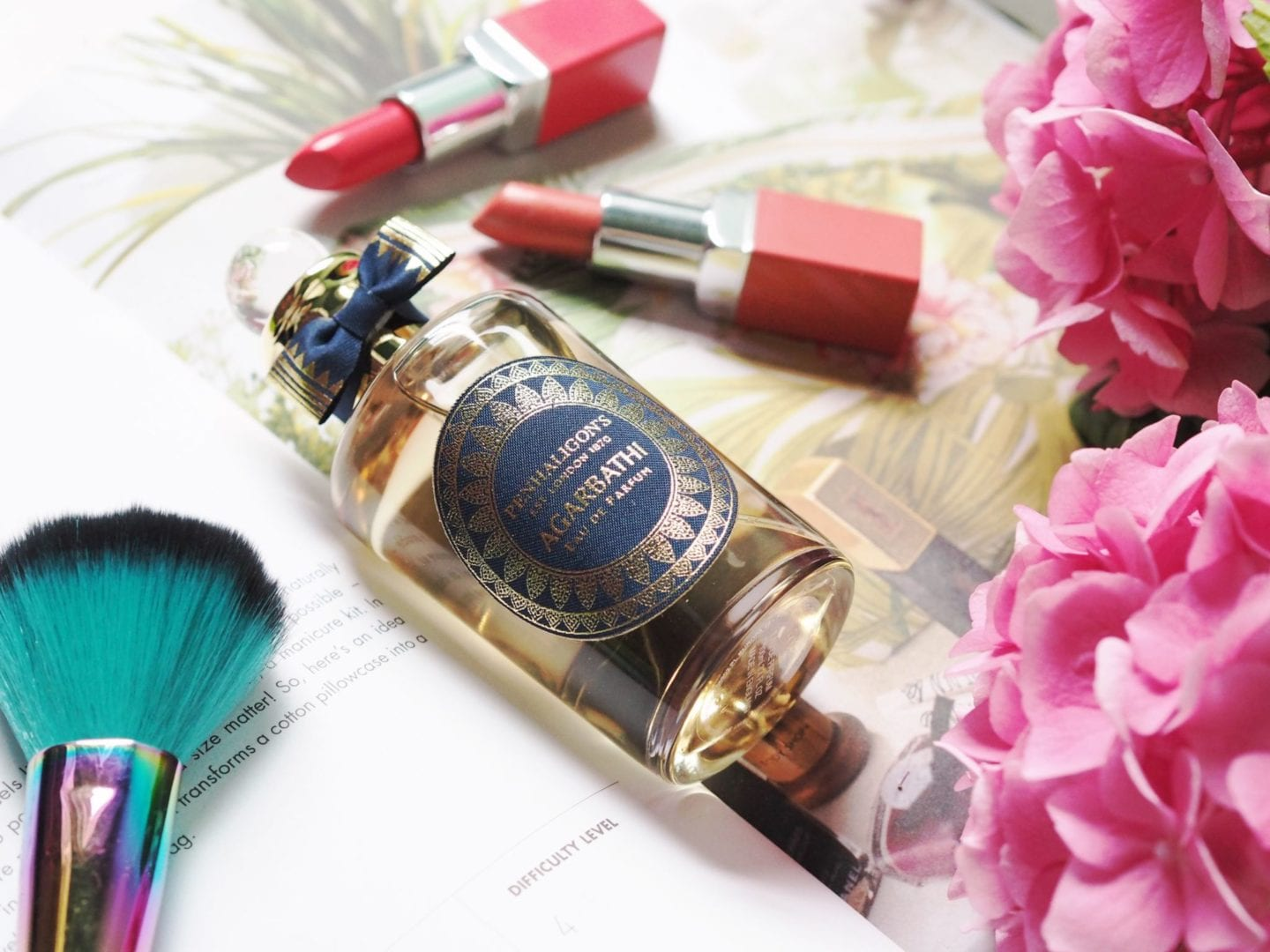 Penhaligon's Agarbathi perfume review mens fragrance