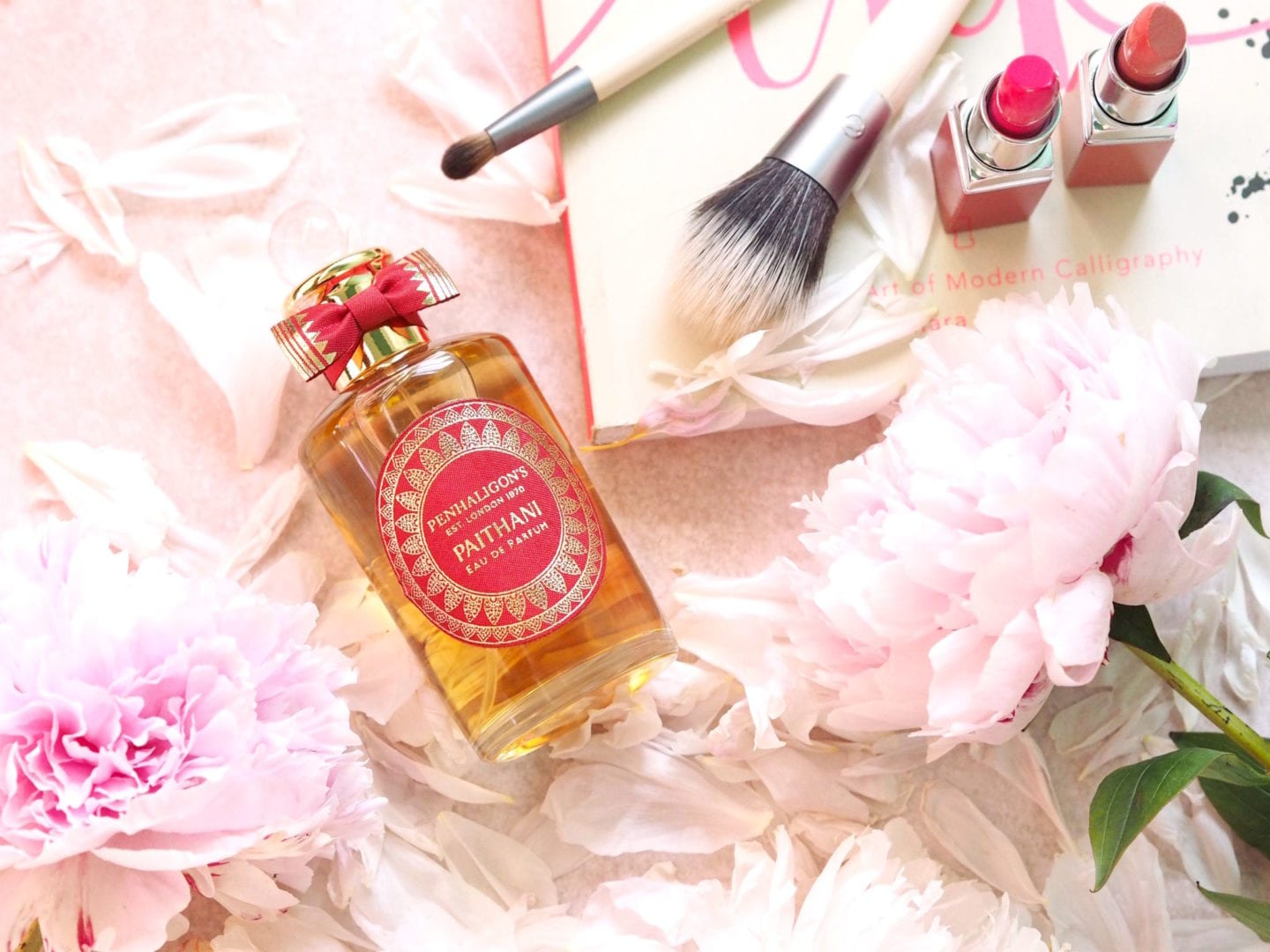 Penhaligon's 'Paithani' perfume fragrance review